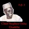 Couverture de l'album Chief Stephen Osita Osadebe EP 2