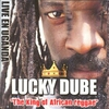 Cover of the album Lucky Dube Live In Uganda (The King of African Reggae)