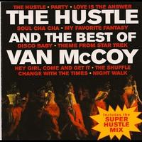 Couverture du titre The Hustle and the Best of Van McCoy