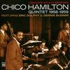 Couverture de l'album Complete Studio Sessions Chico Hamilton Quintent