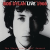 """Cover of the album The Bootleg Series, Vol. 4: Live 1966 - The """"Royal Albert Hall"""" Concert"""