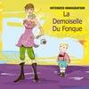 Couverture de l'album La demoiselle du Fonque