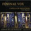 Couverture de l'album Feminae Vox