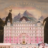 Cover of the album The Grand Budapest Hotel (Original Soundtrack)