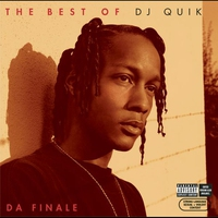 Cover of the track The Best of DJ Quik: Da Finale