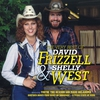 Couverture de l'album The Very Best of David Frizzell & Shelly West