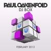 Couverture de l'album DJ Box - February 2013