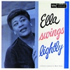 Couverture de l'album Ella Swings Lightly