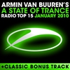 Cover of the album A State of Trance Radio Top 15 - January 2010 (Including Classic Bonus Track)