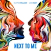 Couverture de l'album Next to Me - Single