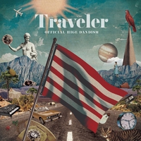 Cover of the track Traveler