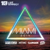 Cover of the album Miami 2014 (Mixed by Carnage, MYNC, Sunnery James & Ryan Marciano, Wayne & Woods)