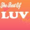 Couverture de l'album The Best of Luv'