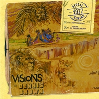 Cover of the track Visions of Dennis Brown