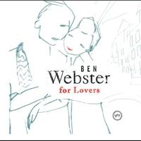 Couverture du titre Ben Webster for Lovers