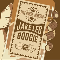 Cover of the track Jake Leg Boogie
