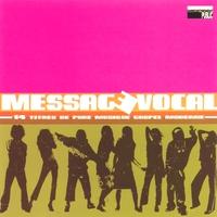 Couverture du titre Message Vocal (live)