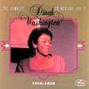 Couverture de l'album The Complete Dinah Washington on Mercury, Volume 4 (1954-1956)