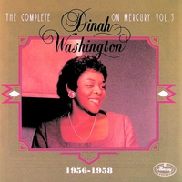 Cover of the track The Complete Dinah Washington on Mercury, Volume 4 (1954-1956)