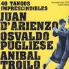 Couverture de l'album 40 Tangos Imprescindibles