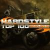 Couverture de l'album Hardstyle Top 100 2010-2013