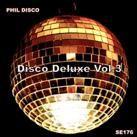 Cover of the track Disco Deluxe, Vol. 3