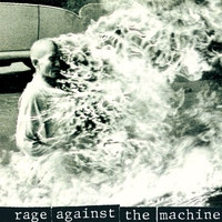 Cover of the track Rage Against the Machine
