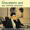 Couverture de l'album Modern Art: The Complete Art Pepper Aladdin Record