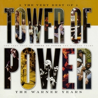 Couverture du titre The Very Best of Tower of Power: The Warner Years