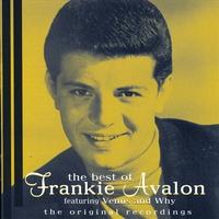 Couverture du titre The Best of Frankie Avalon