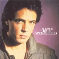 Couverture du titre The Best of Rick Springfield