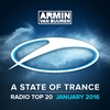 Couverture de l'album A State of Trance Radio Top 20 - January 2016