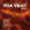 Cover of the album Goa Year 2011, Vol. 1 (Cd 1)