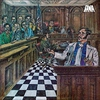 Cover of the album El juicio