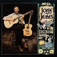Couverture du titre John James in Concert
