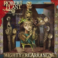 Cover of the track Mighty Rearranger (Remastered)