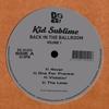 Couverture de l'album Back In the Ballroom, Vol. 1 - EP