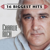 Couverture du titre Charlie Rich - 16 Biggest Hits