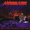 Couverture de l'album Set the World on Fire