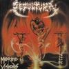 Couverture de l'album Morbid Visions / Bestial Devastation
