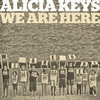 Couverture de l'album We Are Here - Single