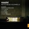 Cover of the album Rossini: Petite messe solennelle