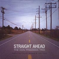 Couverture du titre Straight Ahead