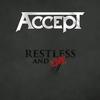 Couverture de l'album Restless & Live