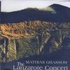 Couverture de l'album The Lanzarote Concert