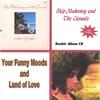 Couverture de l'album Land of Love and Your Funny Moods 2 Cd Set