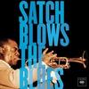 Couverture de l'album Satch Blows the Blues