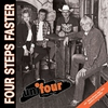 Cover of the album Four Steps Faster - EP