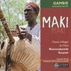 Couverture de l'album Maki: Niani Praise Songs