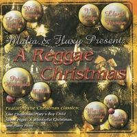 Cover of the track Mafia & Fluxy Present a Reggae Christmas